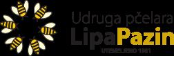 Udruga pčelara Lipa Pazin logo