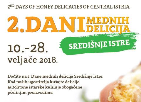 2. Dani mednih delicija središnje Istre